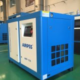 Compresor de aire gemelo del tornillo de 106 Cfm