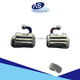 Molare del tubo orale Bondable convertibile orale ortodontico del tubo MIM primo secondo