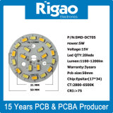 9W LEIDENE PCB voor het LEIDENE Licht van het Comité met Kleine Grootte