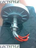 Gerador de ímã permanente trifásico vertical de Generatoar Coreless baixo RPM da turbina de vento do disco de Pmg550 1.5kw 220VAC 100rpm
