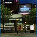 Tablero de presentación al aire libre a todo color del LED para hacer publicidad de medios a prueba de agua
