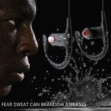 China de gran volumen de sonido HD de control de voz Gymsense auriculares inalámbricos Bluetooth