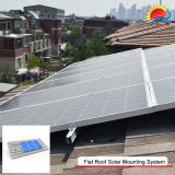 Structure de support solaire de bride populaire de mise à la terre (MD0008)