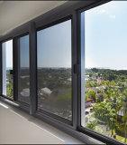 Portello scorrevole di alluminio della finestra di scivolamento