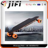 Skate elétrico de Longboard das rodas duplas do motor 4 do cubo com de controle remoto