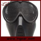 Het Volledige Gezicht van Paintball van Airsoft Geen Masker van de Beschermende bril van de Manier van de Mist