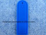 La ropa de RFID etiqueta la etiqueta impermeable del lavadero las virutas ultraligeras de la identificación de NFC tarjeta inteligente
