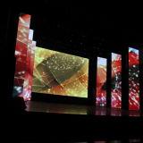 Ausgezeichnete Flachheit und Kontrast  Im Freien farbenreicher Miet-Bildschirm LED-P4