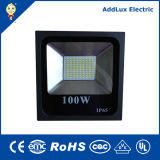Lampe d'inondation d'IP66 10W 20W 30W 50W 70W 100W DEL
