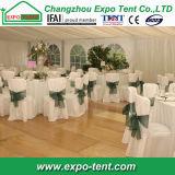 Напольный ясный шатер венчания партии пяди с мебелью