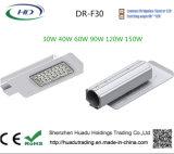 IP67 Super Brillo 30W 40W 60W LED Luz de calle