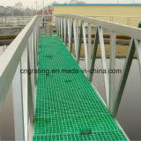 Reja industrial anticorrosión de la fibra de vidrio de Haoyuan