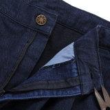 Ткани работы механика голубых джинсов OEM для людей, сгущают джинсыы Scrub Workwear