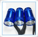 알루미늄을%s 가진 소형 6개의 LED 플래쉬 등