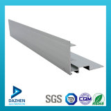 Kundenspezifisches Qualitäts-Äthiopien-Aluminiumstrangpresßling-Profil für Fenster-Tür