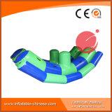 Bateau animal de jouet de Gecko de l'eau gonflable pour les gosses et les adultes T12-610