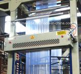 Máquina de sopro Excluder da película plástica do LDPE