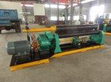W11 6*3200 mechanische Platten-Walzen-Maschine, manuelle Metalrollen-verbiegende Maschine