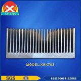 Kühlkörper der Aluminiumlegierung-6063 mit ISO9001: 2008 bescheinigt