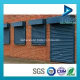 Aluminiumstrangpresßling-Profil für Rollen-Blendenverschluss-Tür/Garage/Fenster