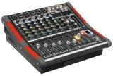 Nuevo amplificador accionado diseño especial del profesional de la serie del mezclador Mini8p