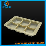 Rectángulo caliente del empaquetado plástico de la calidad para el alimento