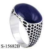 Monili di modo 925 anelli degli uomini dei nuovi modelli dell'anello dell'argento sterlina