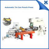 Automatischer Nahrungsmittellack-Blechdose-Kappen-Deckel-Produktionszweig