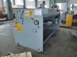 Máquina para corte de metales de la hoja hidráulica del CNC