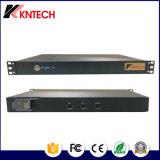 Solution de conférence vidéo du système d'adresse publique Knsp-08L Pabx System Kntech