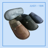 2017 Men Cute Indoor Soft Nice Slipper Shoes