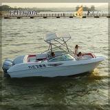 Barco de la velocidad del estilo de Seadoo mini con el motor externo