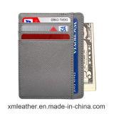 Heißer verkaufenpu-lederner Mappen-Kartenhalter-Kasten