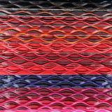 2017 부대 포장을%s 가장 새로운 돋을새김된 PVC 가죽 (W123)