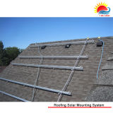 El panel solar acorcheta los montajes para la planta industrial (GD760)