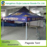 Рекламировать водоустойчивый хлопает вверх удобный складывая шатер шатёр с логосом