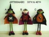 Beeldje van de Gift van de Decoratie van Halloween het Grote Bevindende