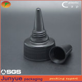 20/410 casquillo colorido de la tapa de la aguja del casquillo de la torcedura para la botella plástica