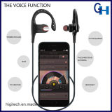 Controle sadio maioria Gymsense Bluetooth sem fio Earbuds da voz do local HD de China