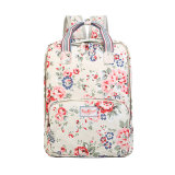 Madame florale Bag (99151) de sac à dos de configurations de toile imperméable à l'eau de PVC