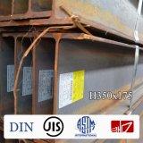 Hea Heb Ipn Ipe emite la viga de acero 350X250 del hierro H