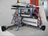 Rectángulo rígido semiautomático que forma la máquina