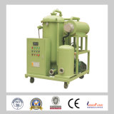 Usado Turbine Oil Vacuum Oil Purifier Machine / Turbine Oil Regeneration Plant