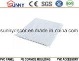 Panneau de mur imperméable à l'eau de panneau de plafond de panneau de PVC pour Deocration intérieur