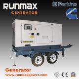 트레일러 & 이동할 수 있는 발전기 10kVA~500kVA RM40t2