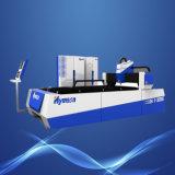 500W, 1000W com a máquina de estaca do laser da fibra do CNC de Ipg