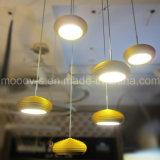 Moderne Hauptinnenbeleuchtung des dekor-Kupfer-Filterglocke UFO-Beleuchtung-Entwurfs-5W Epistar LED