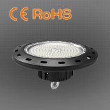 100/150 / 200W UFO Highb luz de la bahía con Mean Well controlador y el chip de LED de Philips