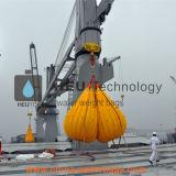 12.5t de zeeZak van het Gewicht van het Water van de Test van de Lading van de Kraan & van de Kraanbalk