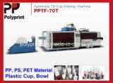 De Kop Thermoforming van pp met AutoStapelaar (pptf-70T)
